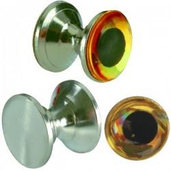 Brass Flat Twin