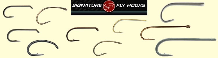MUSTAD Hooks for Flies